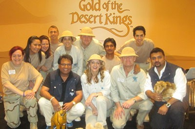 Gold of the Desert Kings